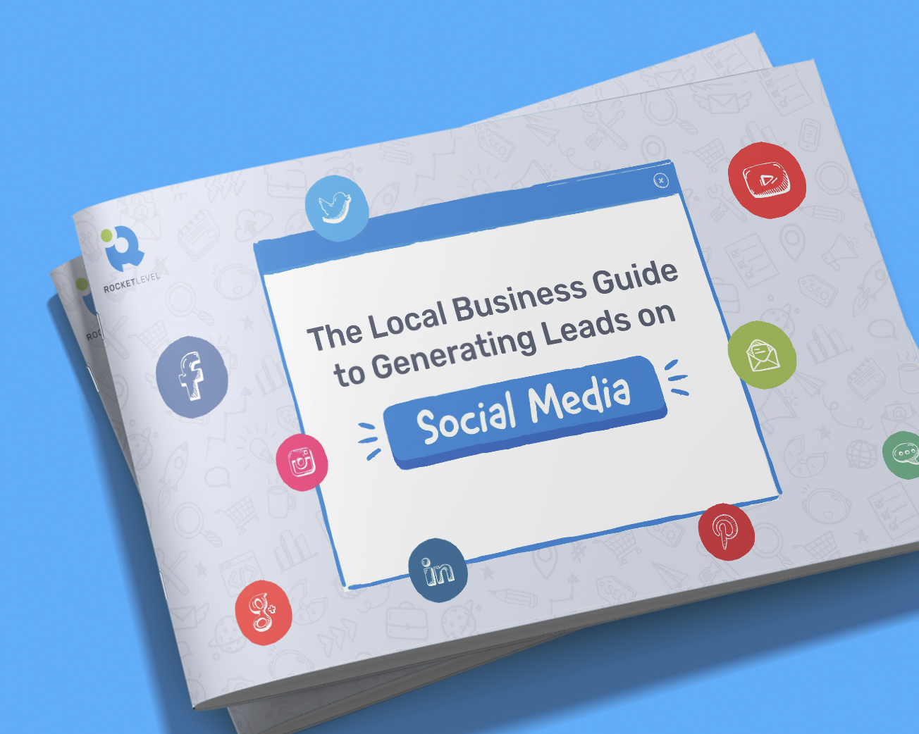 The Local Business Guide to Generating Leads on Social Media_Landing Header