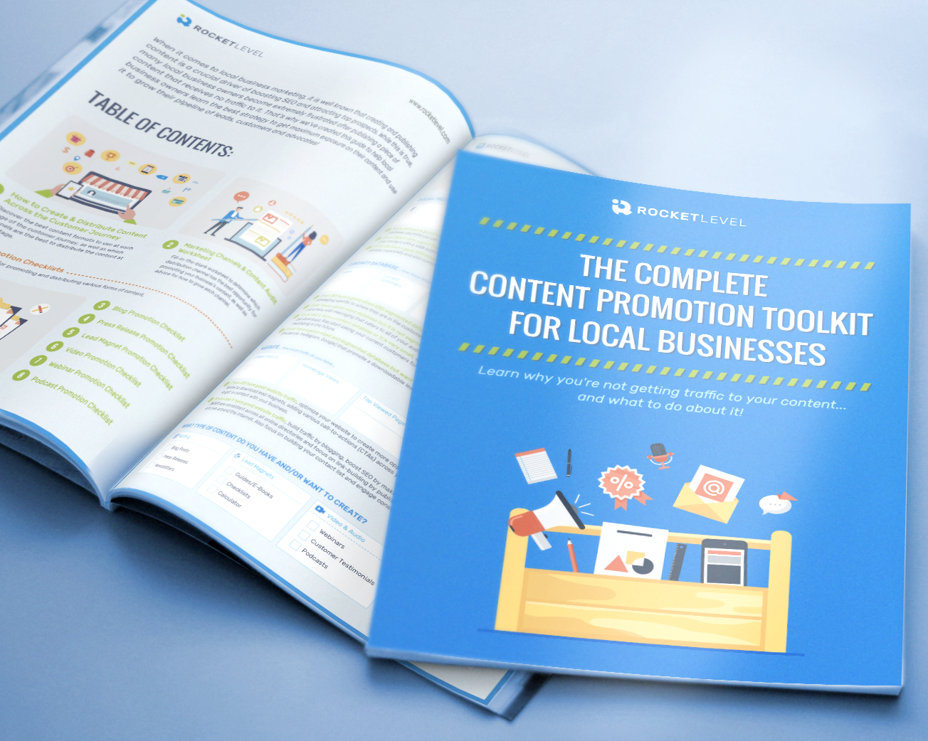 The Content Promotion Toolkit for Local Businesses